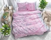 Постельное белье Svit New Line бязь ГОСТ 1,5-спальное 70х70 см арт.Фантазия розовый