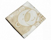 Одеяло детское ПИЛЛОУ хлопок 100х140 см арт. 01-13
