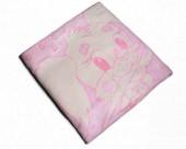 Одеяло детское ПИЛЛОУ хлопок 100х140 см арт. 02-11