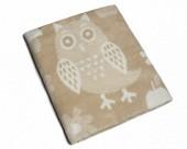 Одеяло детское ПИЛЛОУ хлопок 100х140 см арт. 05-13