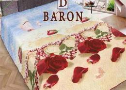 Покрывало Марианна 3D Baron арт. 05 180х220 см