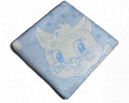 Одеяло детское ПИЛЛОУ хлопок 100х140 арт. 06-10