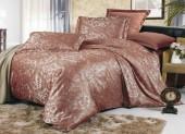 Постельное белье Valtery сатин-жаккард 2-спальное 4 наволочки арт. JC-07