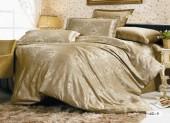 Постельное белье Valtery сатин-жаккард 2-спальное 4 наволочки арт. JC-09