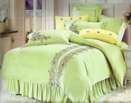 КПБ Вальтери сатин с вышивкой (100-59) 2 спальное