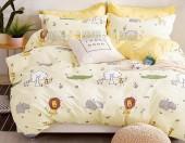 Детское постельное белье Примавера сатин 1,5-спальное 70х70 см арт. 1195