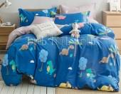 Детское постельное белье Примавера сатин 1,5-спальное 70х70 см арт. 1299