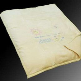 Покрывало-одеяло детское микрофибра 12 жел