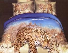 Постельное белье Famille Королевский сатин арт. RS-132 евро 50х70 см
