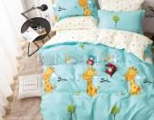 Детское постельное белье Примавера сатин 1,5-спальное 70х70 см арт. 1336