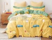 Детское постельное белье Примавера сатин 1,5-спальное 70х70 см арт. 1341