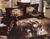 Постельное белье Famille Королевский сатин арт. RS-139 2-спальное 4 наволочки