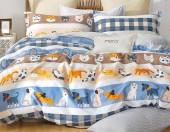 Детское постельное белье Примавера сатин 1,5-спальное 70х70 см арт. 1419