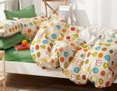 Детское постельное белье Примавера сатин 1,5-спальное 70х70 см арт. 1430