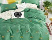 Детское постельное белье Примавера сатин 1,5-спальное 70х70 см арт. 1437