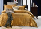 Постельное белье Valtery сатин-жаккард 1,5-спальное 70х70 см арт. JC-15