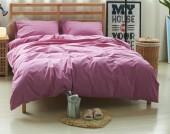 Постельное белье Valtery Лен с хлопком 2-спальное 4 наволочки арт. LE-06
