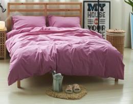 Постельное белье Valtery Лен с хлопком 1,5-спальное 70х70 см арт. LE-06