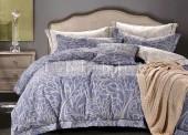 Постельное белье Soavita мако-сатин 2-спальное макси 4 наволочки арт.2004
