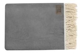 Плед CASA LUSSO хлопок 100% 130х180 арт. BLANKET арт.006