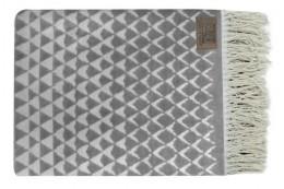 Плед CASA LUSSO хлопок 100% 130х180 арт. BLANKET арт.016