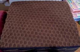 Чехлы для дивана 2-3-местн (1 шт) + кресла (2 шт) Karbeltex Престиж шоколад