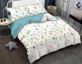 Постельное белье Amore Mio сатин премиум 1,5-спальное 50х70 см арт. BZ QR Нежность