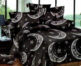Постельное белье Орхидея Бамбук полисатин 1,5-спальное 70х70 см арт. 252