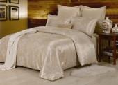 Постельное белье Valtery сатин-жаккард 2-спальное 4 наволочки арт. JC-29