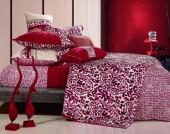 Постельное белье Famille Шелковый сатин арт. SDS-32 2-спальное 4 наволочки