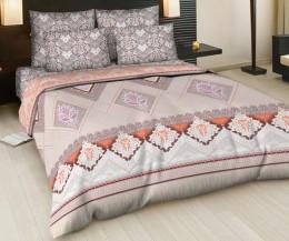 Постельное белье Орхидея арт. 5067-3 бязь 2-спальное 70х70 см