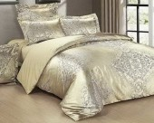 Постельное белье VERSAILLES сатин-жаккард 2-спальное 70х70 см арт. 3697-11 Альберта