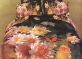Постельное белье Famille Королевский сатин арт. RS-80 евро 50х70 см