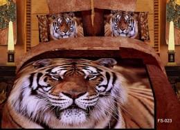 Постельное белье Famille Королевский сатин арт. RS-83 евро 50х70 см