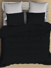Постельное белье Amore Mio сатин однотонный 1,5-спальное 70х70 см арт. BZ Antarctic