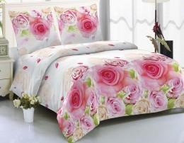 Постельное белье Amore Mio макосатин 1,5-спальное 70х70 см арт.BZ Alexandria
