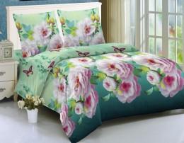 Постельное белье Amore Mio макосатин 1,5-спальное 70х70 см арт.BZ Beijing