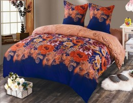 Постельное белье Amore Mio макосатин 1,5-спальное 70х70 см арт.BZ Gabriella
