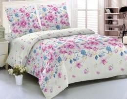 Постельное белье Amore Mio макосатин 1,5-спальное 70х70 см арт.BZ Nagoya