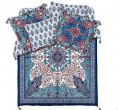 Постельное белье Mona Liza SL Persia сатин 2-спальный 4 наволочки арт.Buse
