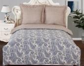 Постельное белье Valtery сатин печатный 1,5-спальное 50х70 см арт. CL-274