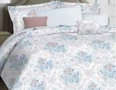 Постельное белье Mona Liza  Premium  ESTHETICS сатин 2-спальный 4 наволочки арт.Celeste 5044/0050