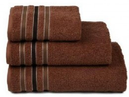 Полотенце Cleanelly CHOCOLATTE 50х90 арт.ПЦ-2601-2830 цв.143