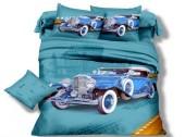 Детское постельное белье Valtery арт. DS-08 сатин 1,5-спальное 50х70 см
