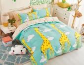 Детское постельное белье Valtery сатин 1,5-спальное 50х70 см арт. DS-44