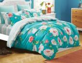 Детское постельное белье Valtery сатин 1,5-спальное 50х70 см арт. DS-46