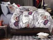Детское постельное белье Valtery сатин 1,5-спальное 50х70 см арт. DS-56