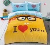 Детское постельное белье Valtery сатин 1,5-спальное 50х70 см арт. DS-66