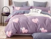Детское постельное белье Valtery сатин 1,5-спальное 50х70 см арт. DS-70