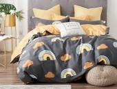 Детское постельное белье Valtery сатин 1,5-спальное 50х70 см арт. DS-73